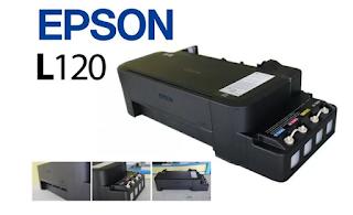 Download Driver Printer Epson L120 Untuk Windows Dan Mac OS