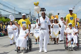LBV presente no Desfile Cívico e Militar do Recife