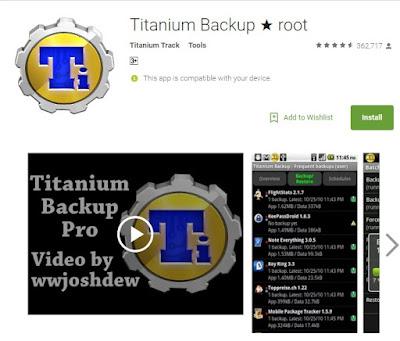 4 Cara Termudah Backup Data Android Paling Aman
