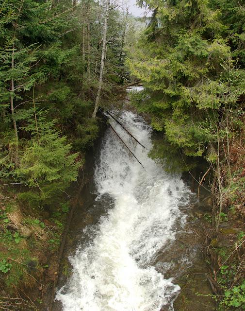 Водопад Правич