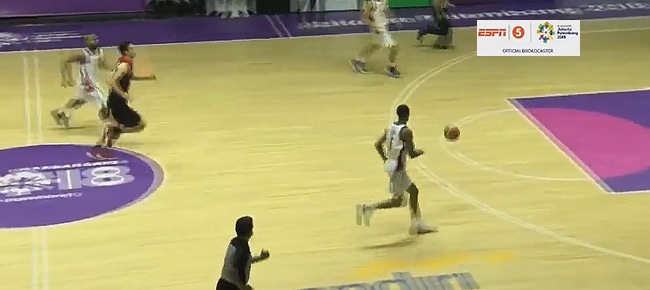 Jordan Clarkson's Throws Down His First Asian Games Slam (VIDEO)