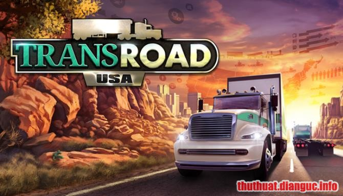 Download Game TransRoad: USA Full Cr@ck