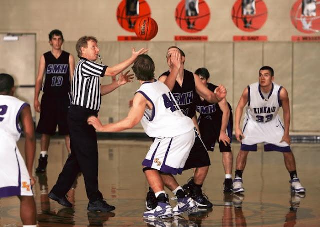 Posisi Pemain dalam Permainan Bola Basket
