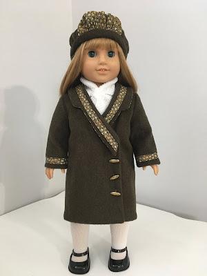 1927 coat and tam