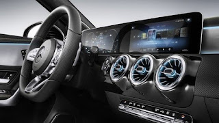 What the up and coming age of auto dashboards will resemble