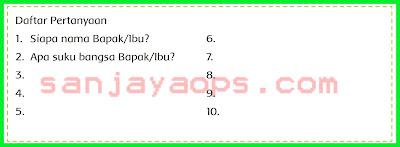 kunci jawaban tema 7 kls 6 halaman 57