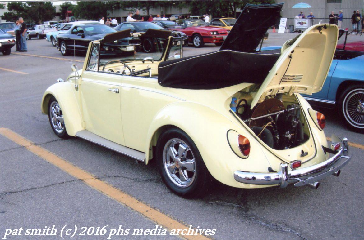 California Dreamin 1960s Volkswagen Beetle Convertible