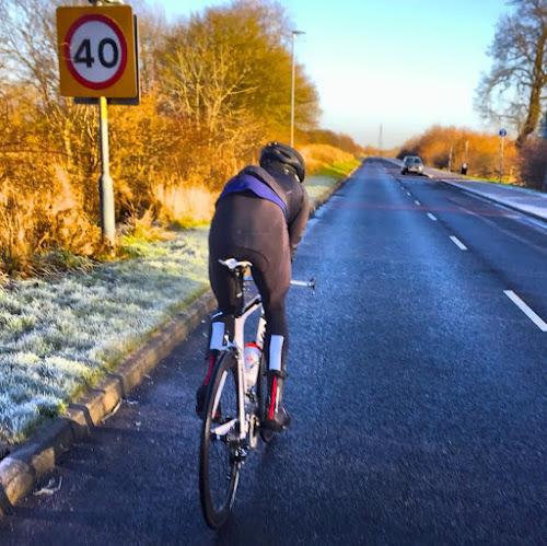 Polarised training - avoiding the grey days of January