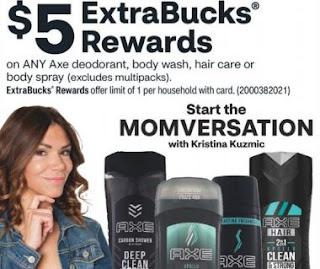 Mega Extrabuck Freebie Deal at CVS