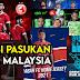 Senarai Jersi Home, Away, 3rd Kit Pasukan Liga Malaysia 2021