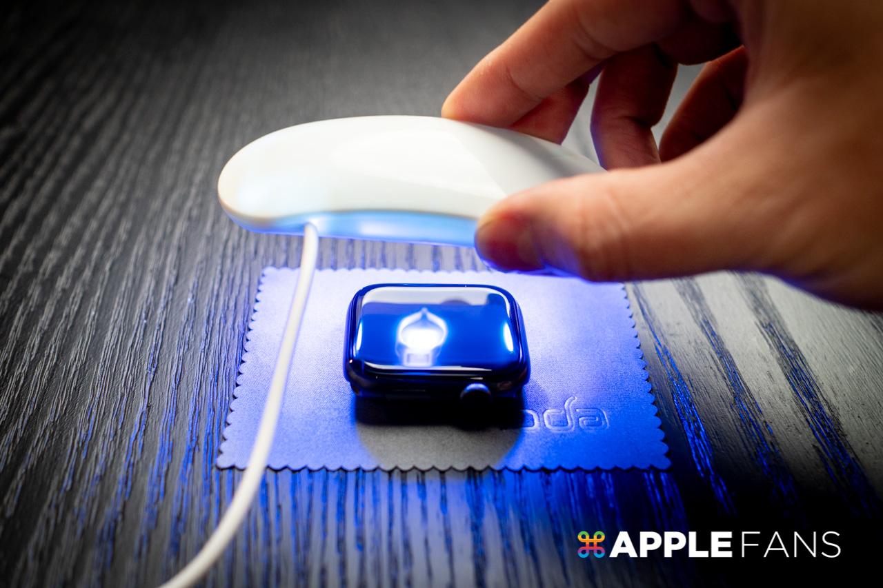 hoda Apple Watch
