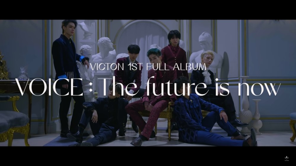VICTON Full of Charisma in The Prologue Video of The First Full Album