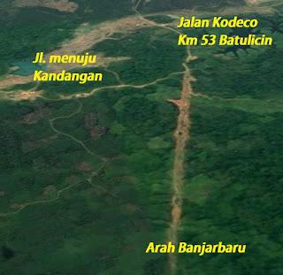 Jalan Tol Batulicin Banjarmasin