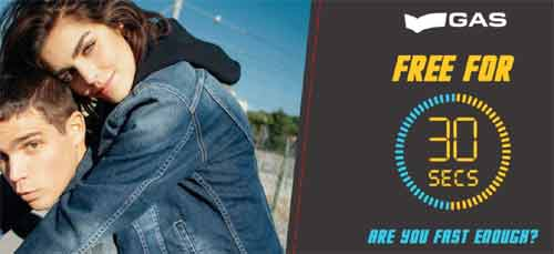 Ajio Loot Offer - Buy Branded GAS Clothing For Free on15th July 2020