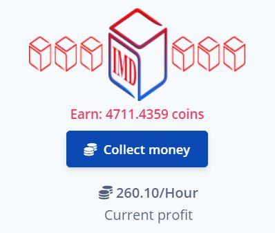 Imdbux free money
