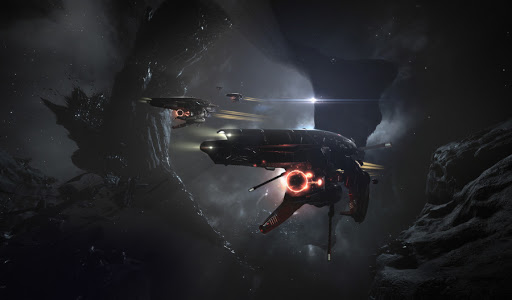 I'm loving the new Triglavian ships!