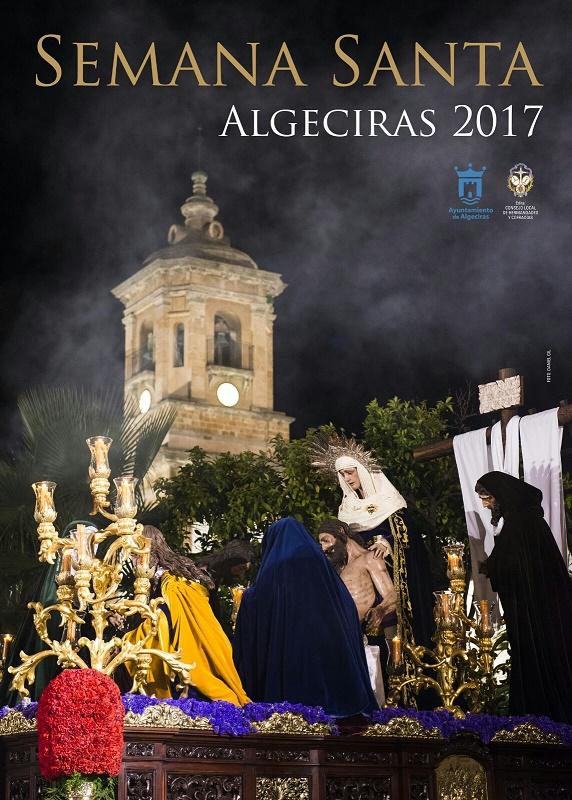 Programa, Horario e Itinerario Semana Santa Algeciras (Cádiz) 2017