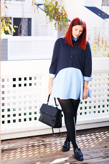 Dress, high street fashion, affordable clothing, red hair