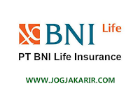 Lowongan Kerja Part Time Yogyakarta Agency Sales Manager di PT BNI Life Insurance