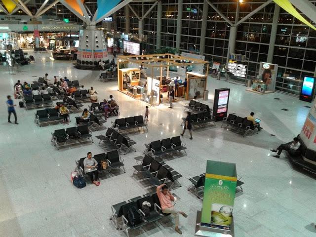 IGI Airport t3