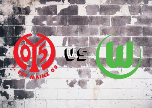 Mainz 05 vs Wolfsburg  Resumen