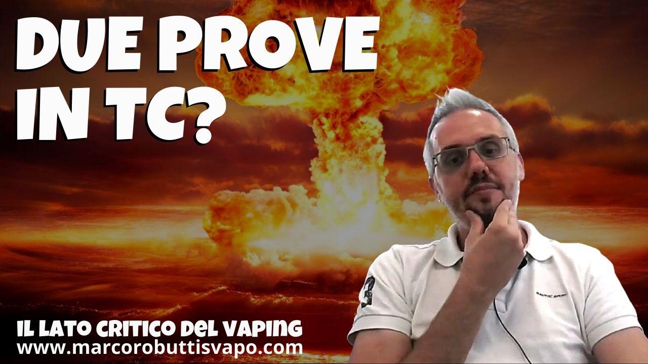 controllo della temperatura mixture number 2 la tabaccheria istick pico
