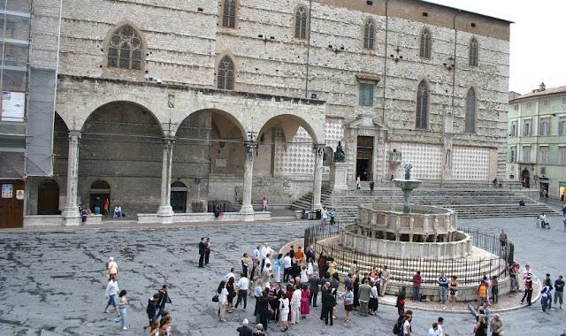 O que fazer em somente 1 dia em Perugia