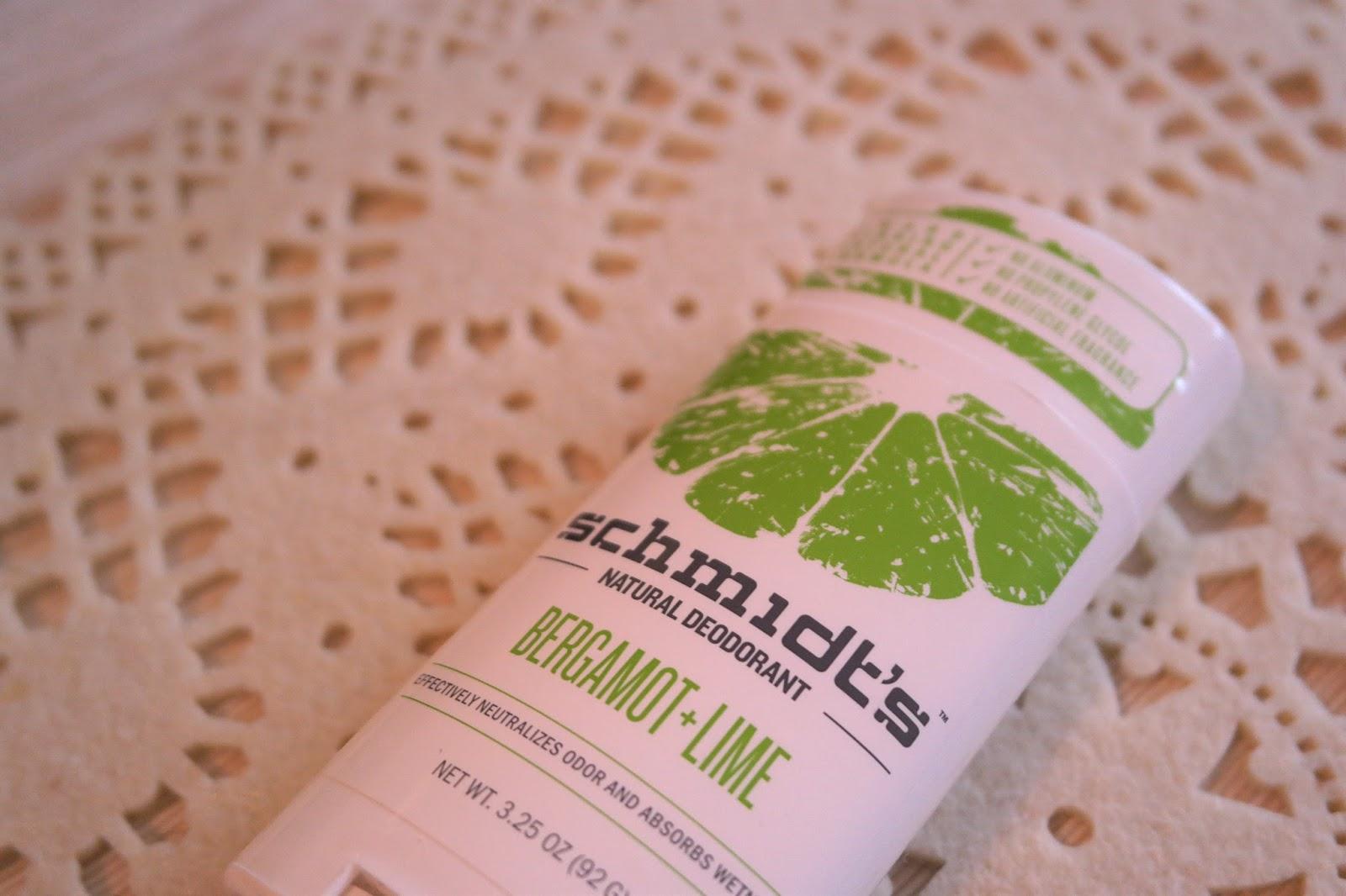 luonnonkosmetiikka deodorantti