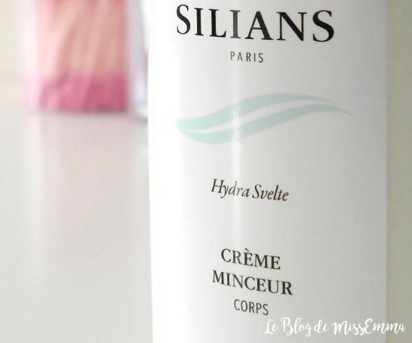 Le Blog de MissEmma • Silians - Soin Minceur Hydra Svelte
