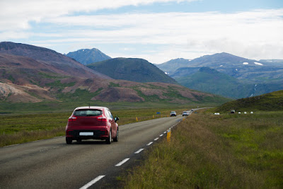 What's the best way to driving around Iceland's Ring Road? Car, campervan, or motorhome rental?