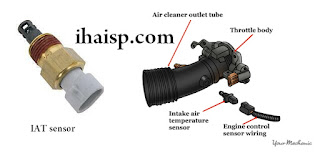 Mengenal Sensor Intake Air Temperature (IAT)