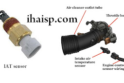 Mengenal Sensor Intake Air Temperature (IAT)