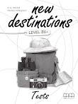 New Destinations B1+ (Tests)