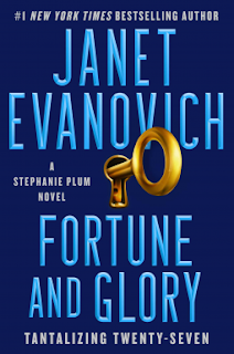 Book Review and GIVEAWAY: Fortune and Glory, by Janet Evanovich {ends 11/23}