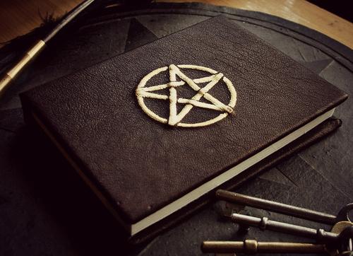 Livros da bruxa, bruxaria, wicca, magia