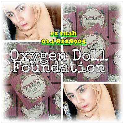 oxygen doll foundation rzn beauty