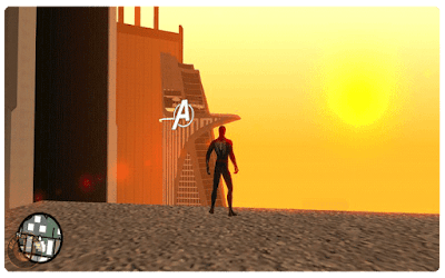 gta san andreas spiderman mod by hindi urdu gaming