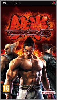 Descargar Tekken 6 para psp + emulador pc español mega y google drive /