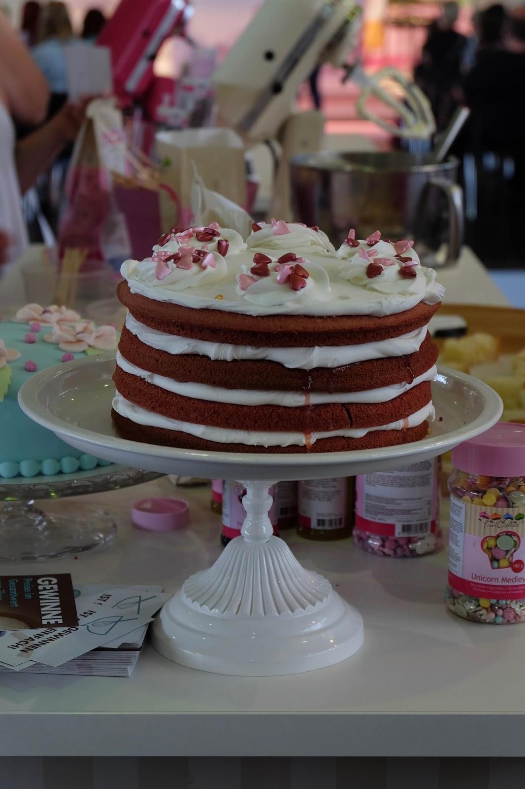 Cake  Bake Dortmund 2017  Marions Kaffeeklatsch