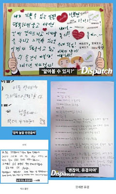 4 Idol Ini Disebut Punya Tulisan Tangan Paling Buruk Menurut Dispatch, Siapa Saja?