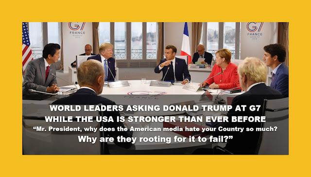 Memes: WORLD LEADERS ASKING DONALD TRUMP AT G7