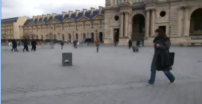 French soldiers shoot machete-wielding man who yelled 'Allahu Akbar' as he tried to enter Louvre Museum, Paris