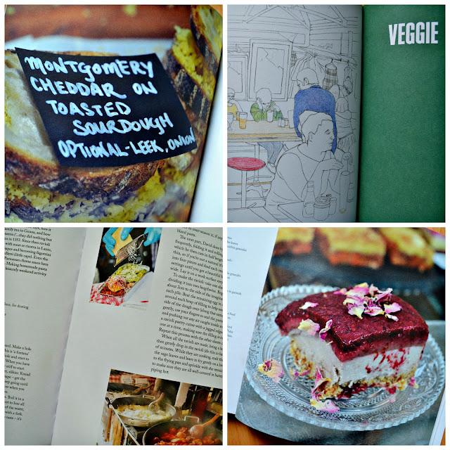 Inside The Greenwich Market Cookbook