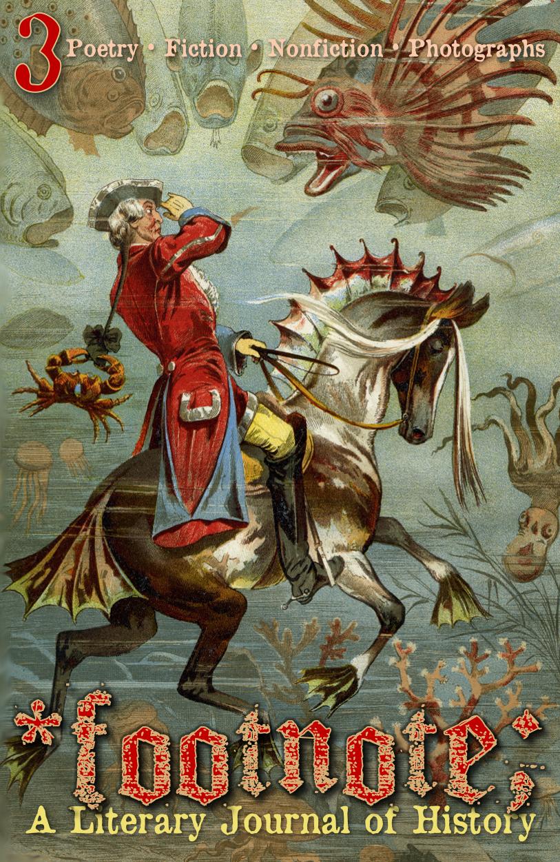Footnote 3 cover artwork