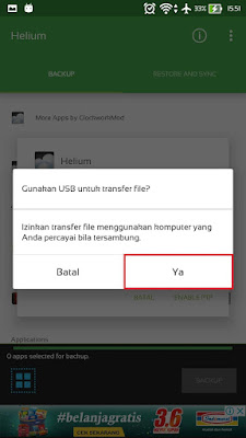 Cara Backup Dan Restore Data Aplikasi & Game Android No Root