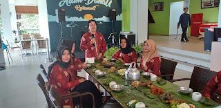 IBI Ranting Penyengat Olak Kabupaten Muaro Jambi Gelar Silaturahmi Pengurus Dengan Anggota.