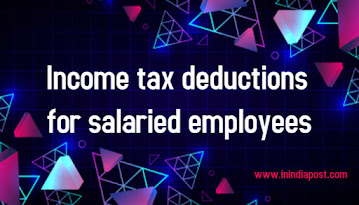 Income tax deductions for salaried employees
