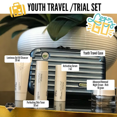 Youth Travel-Trial Set