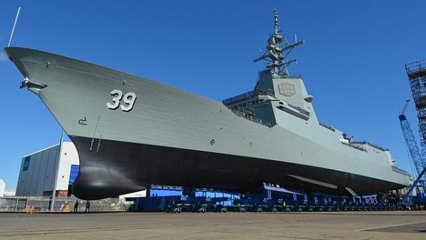 Navantia también se presenta al programa de 15 nuevas fragatas para Canadá