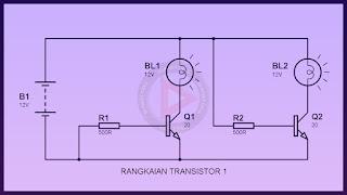 On - Off transistor